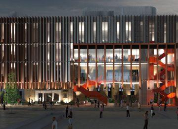 A Leicesteri Egyetem nagy hatékonyságú CIAT légkezelő rendszert választott a díjnyertes Percy Gee épületének fejlesztéséhez.