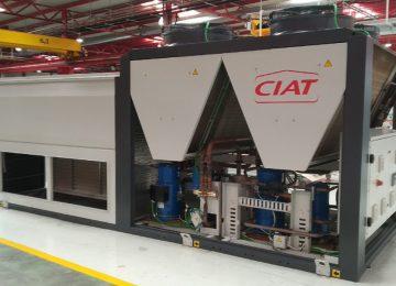 A VectiosPower a tetőtéri légkondicionáló egységek új generációja.